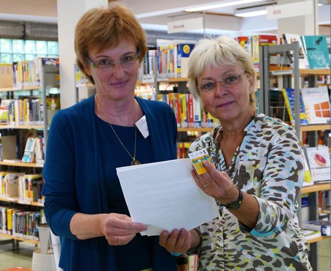 Foto: Mittelpunktbibliothek Schöneberg